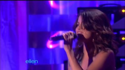 HD Selena Gomez & The Scene - Who Says Performance