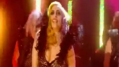 Lady Gaga - Telephone Live - Friday Night With Jonathan Ross 2010