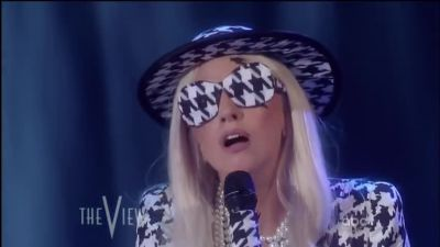The View: Lady Gaga - Yoü And I