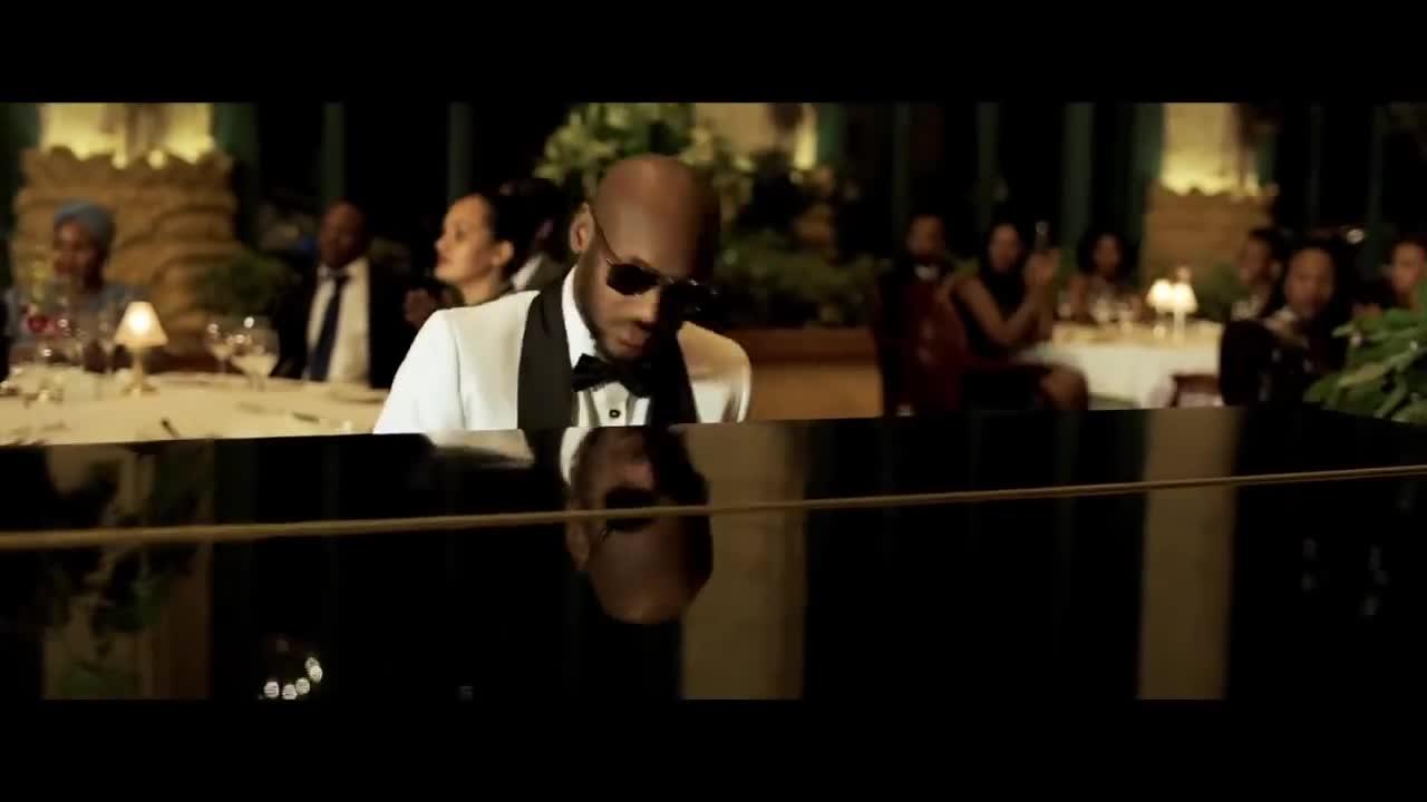 Скачать 2Baba - African Queen Remix клип бесплатно