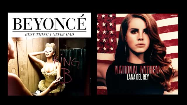 Lana del rey national anthem youtube