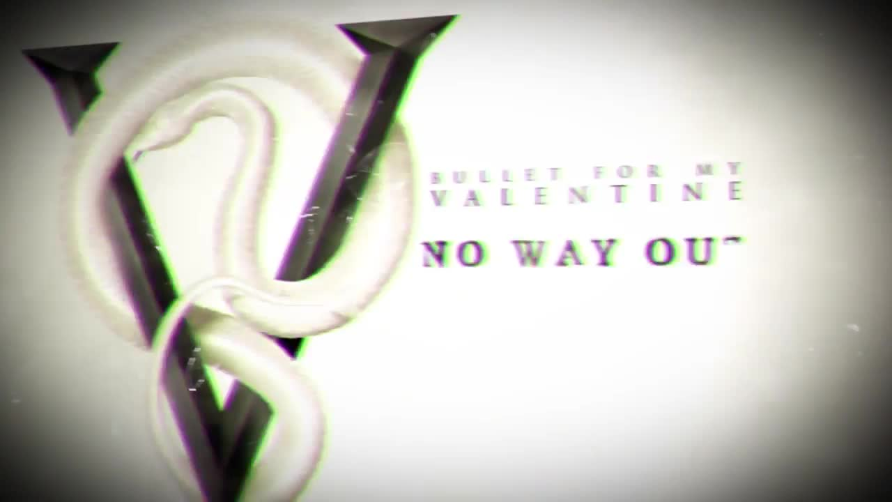 No way out bullet for my valentine скачать