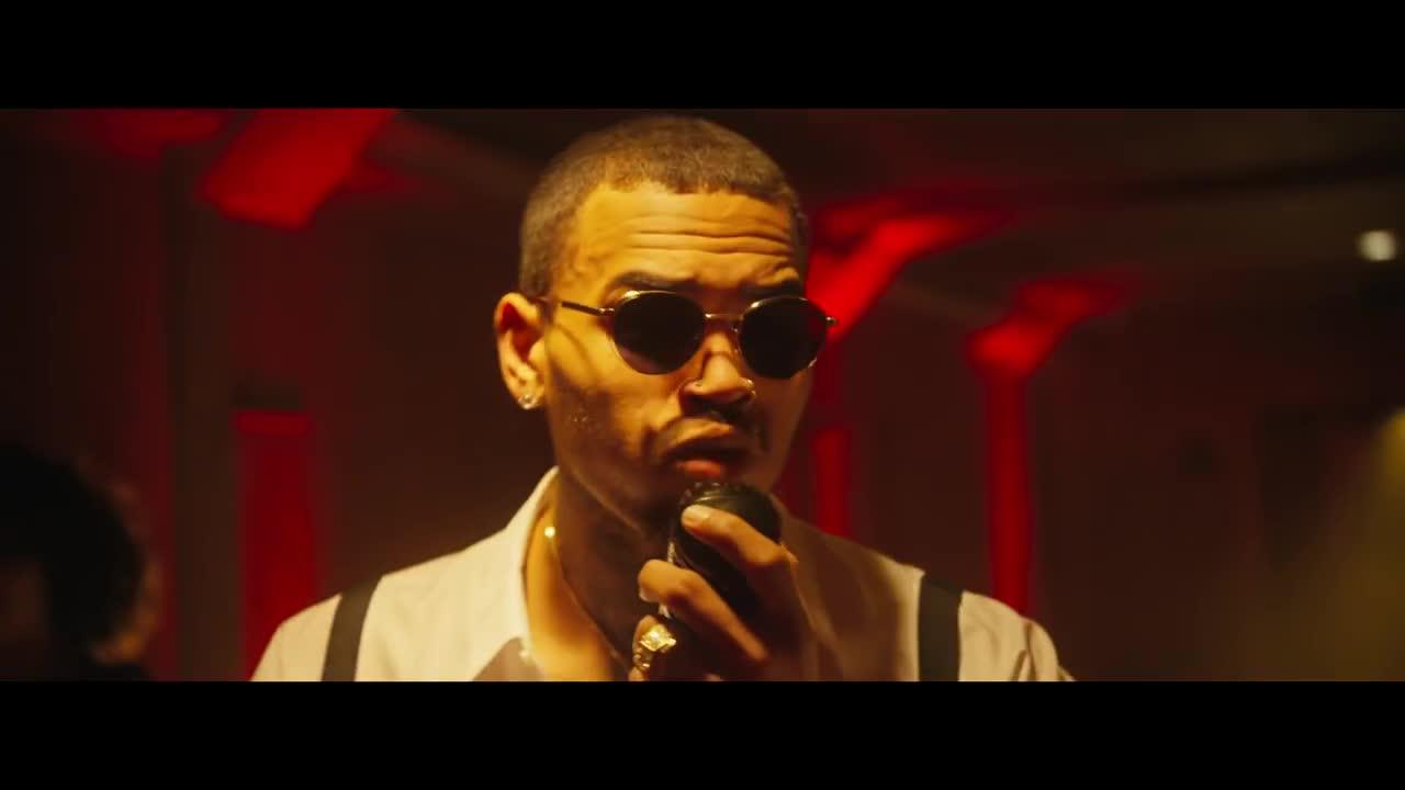Скачать Chris Brown - Back To Sleep клип бесплатно