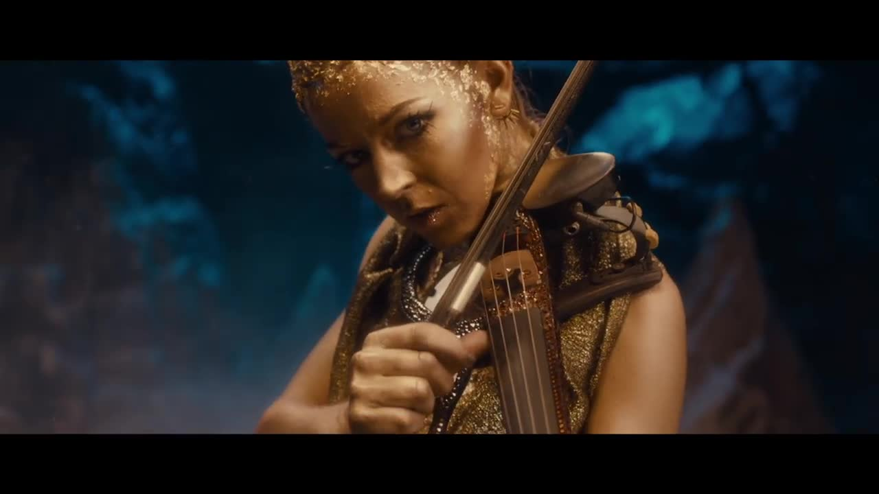 Lindsey stirling senbonzakura (extended version) youtube.