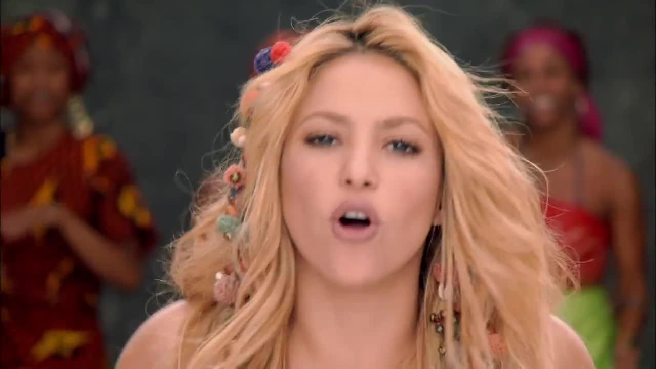 Шакира и ники джем новая песня скачать бесплатно.