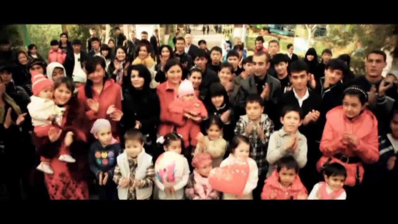 Ulug'bek rahmatullayev qizalog'im (video clip) www. Tarona. Net.
