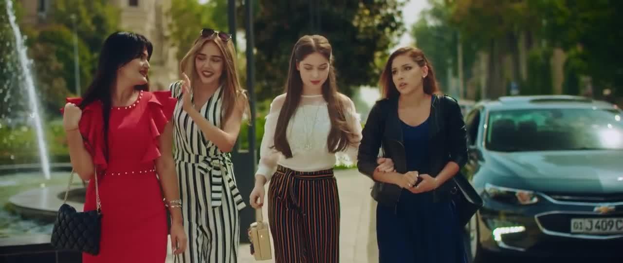 Zohid - Qaydasan gulim (Official HD Video) Зохид