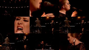 Скачать клип ADELE - Someone Like You HD Live From Brit Awards 2011