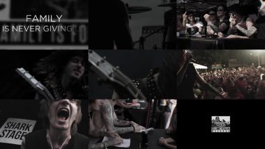Скачать клип ASKING ALEXANDRIA - I Won't Give In