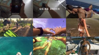 Скачать клип BORGEOUS & LOUD LUXURY - Going Under