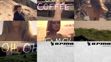 Скачать клип BORGEOUS & MORTEN - Coffee Can Money
