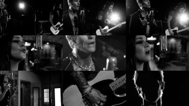 Скачать клип BUCKCHERRY - The Feeling Never Dies feat. Gretchen Wilson