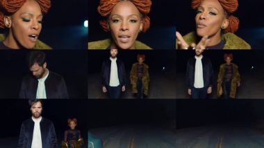 Скачать клип DIRTY PROJECTORS - Cool Your Heart feat. D∆Wn
