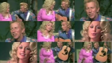 Скачать клип DOLLY PARTON - Lost Forever In Your Kiss
