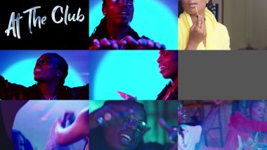 Скачать клип JACQUEES - At The Club feat. Dej Loaf