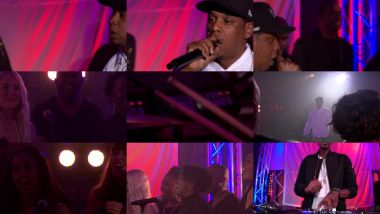 Скачать клип JAY-Z - Family Feud In The Live Lounge