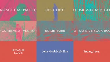 Скачать клип JOHN MARK MCMILLAN - Enemy, Love.
