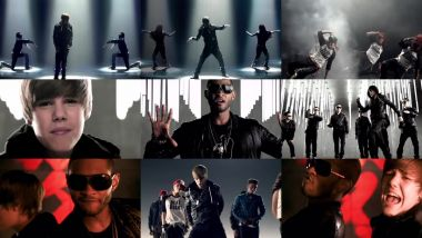 Скачать клип JUSTIN BIEBER - Somebody To Love Remix feat. Usher