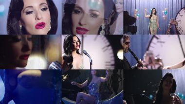 Скачать клип KACEY MUSGRAVES - What Are You Doing New Year's Eve?