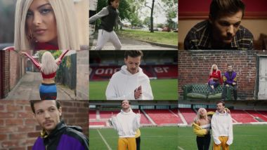 Скачать клип LOUIS TOMLINSON - Back To You feat. Bebe Rexha, Digital Farm Animals