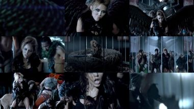 Скачать клип MILEY CYRUS - Can't Be Tamed