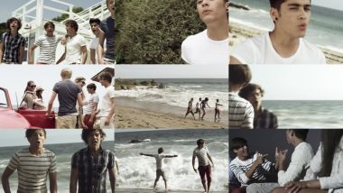 Скачать клип ONE DIRECTION - What Makes You Beautiful