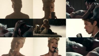 Скачать клип P!NK - Just Give Me A Reason feat. Nate Ruess