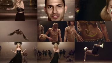 Скачать клип SHAKIRA - La La La feat. Carlinhos Brown