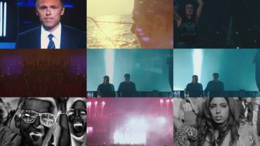 Скачать клип SWEDISH HOUSE MAFIA - Don't You Worry Child feat. John Martin